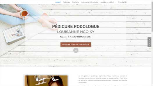 Pedicurepodologueparis.fr