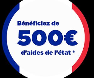 Bénéficiez du Chèque numérique de 500€